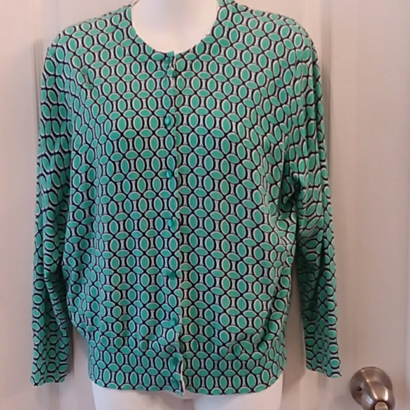 crown & ivy Sweaters - Crown  & Ivy Cardigan Sweater SZ L